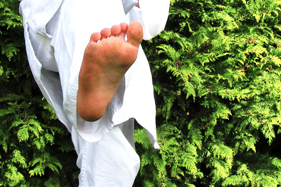 Aikido beim TUS-Kirchwalsede