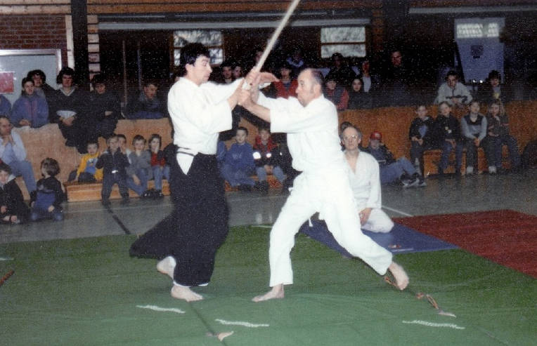 Aikido beim TUS Kirchwalsede